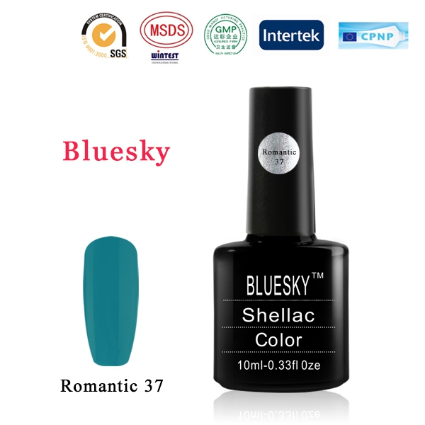 Shellac BLUESKY, № Romantic 37