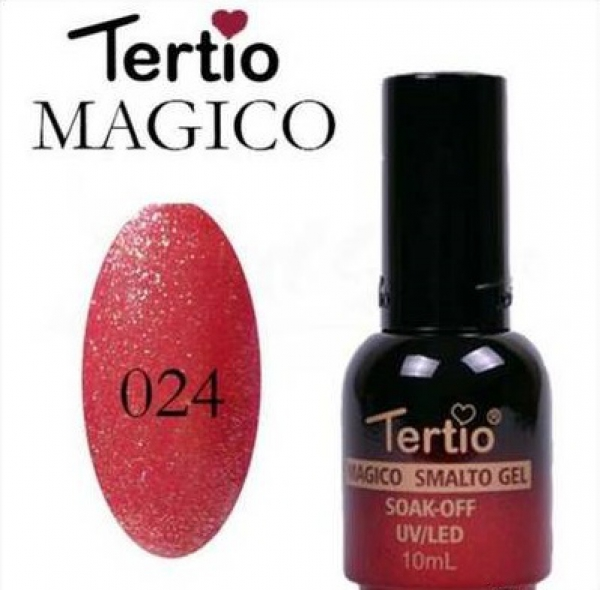 "Гель-лак ""Tertio"" Хамелеон, № 24"
