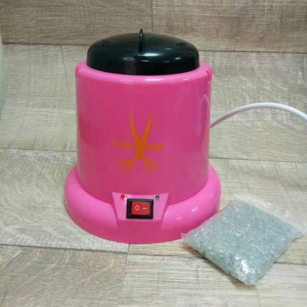 Шариковый стерилизатор (розовый)
