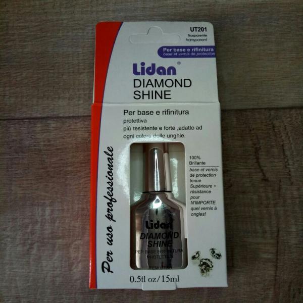"Универсальный топ Diamond-Shine ""Lidan"" #201, 15 мл."