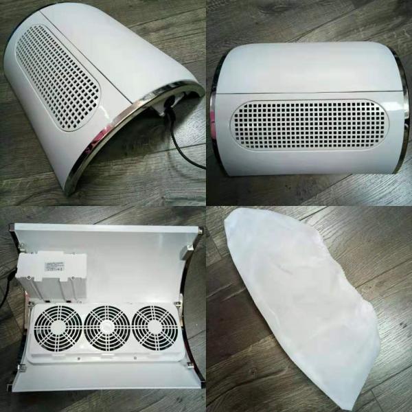 Пылесос маникюрный (3 мотора), 45 Вт
