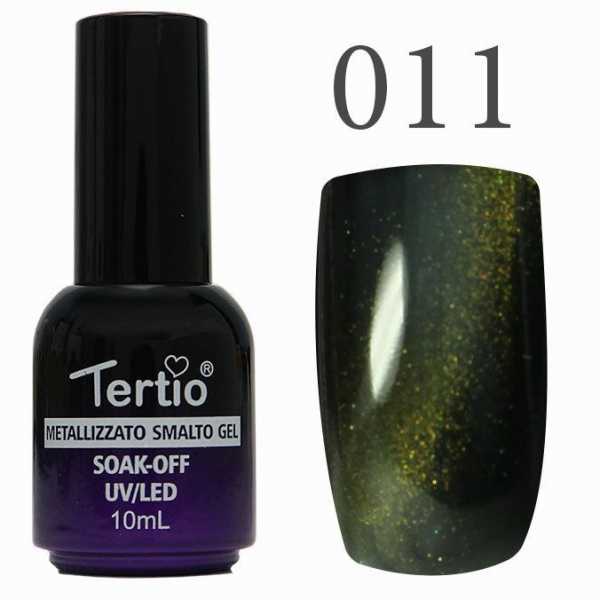 "Гель-лак ""Tertio"" Cat's Eye, № 11"