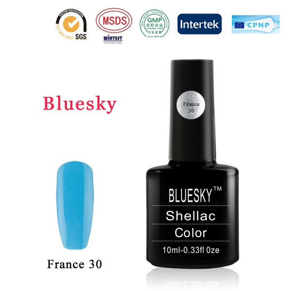 Shellac BLUESKY, № France 30