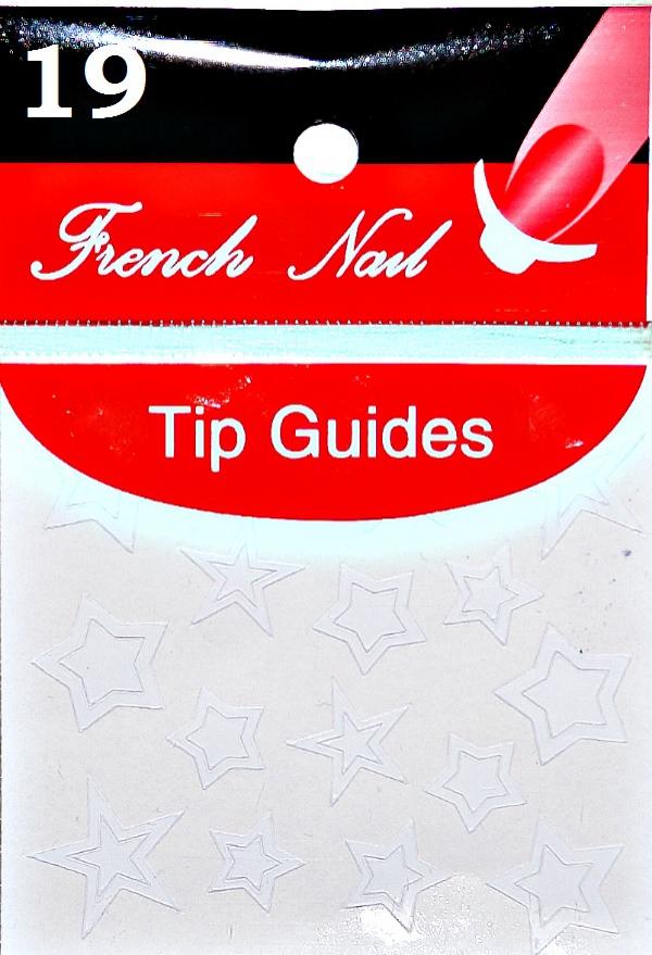 +как делать френч +с трафаретом гель лаком