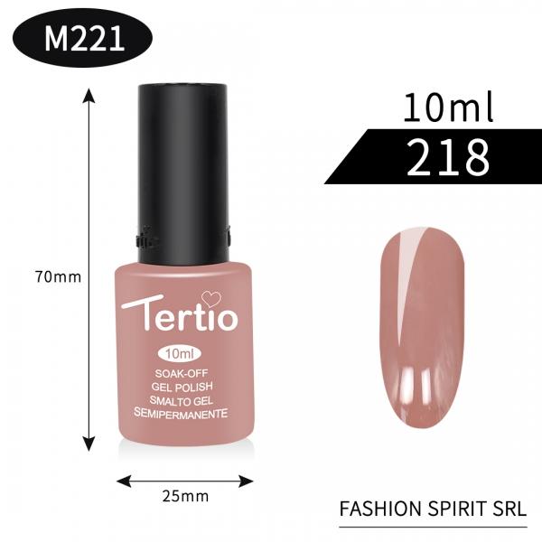 """Shellac """"Tertio"""", № 218"""