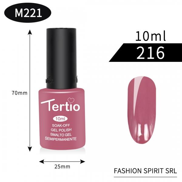 """Shellac """"Tertio"""", № 216"""