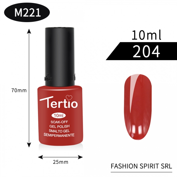 """Shellac """"Tertio"""", № 204"""