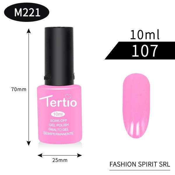 """Shellac """"Tertio"""", № 107"""