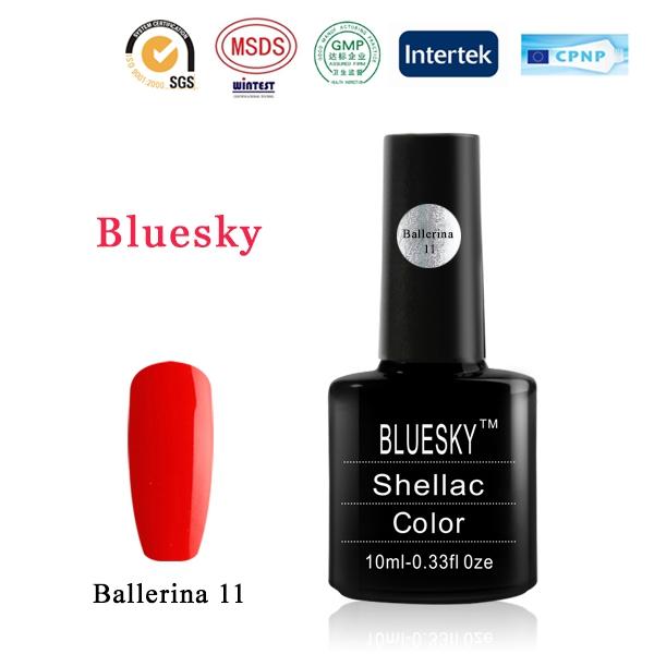 Shellac BLUESKY, № Ballerina 11