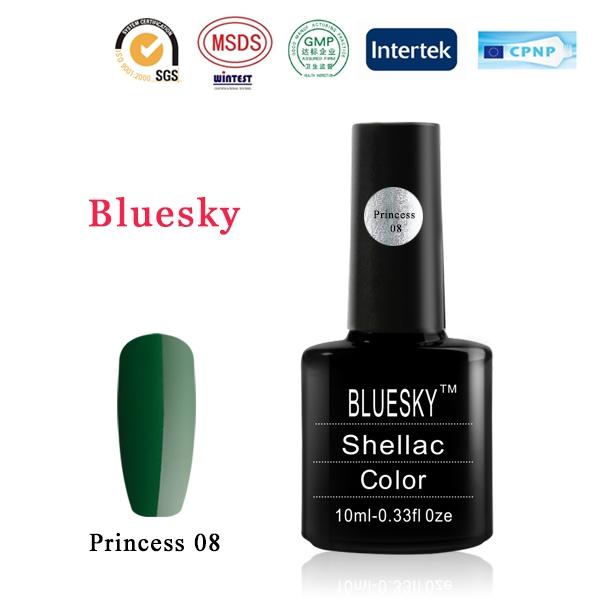 Shellac BLUESKY, № Princess 08