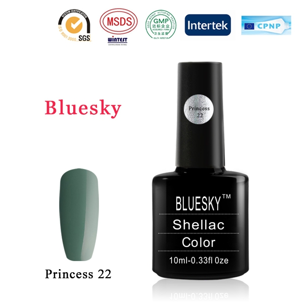 Shellac BLUESKY, № Princess 22