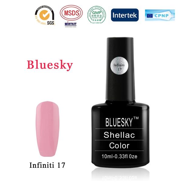 Shellac BLUESKY, № Infiniti 17