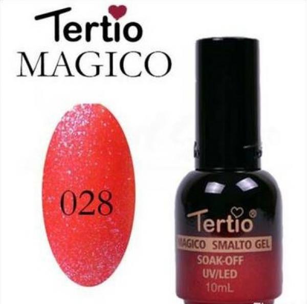 "Гель-лак ""Tertio"" Хамелеон, № 28"