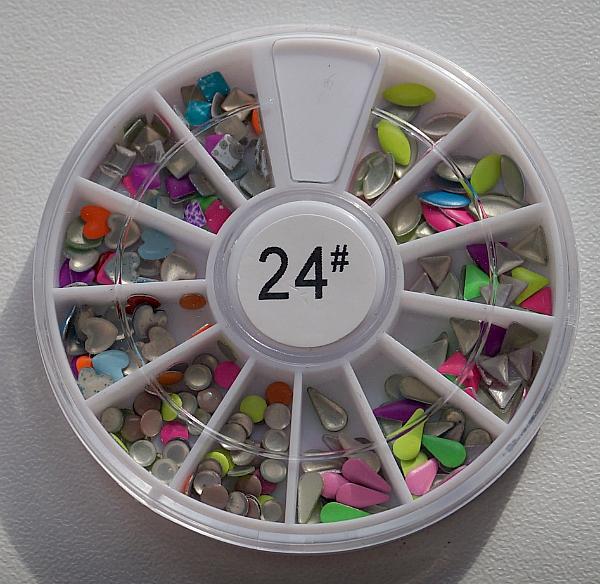 КАРУСЕЛЬ - цветные фигурки, #24