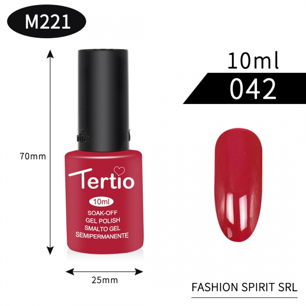 """Shellac """"Tertio"""", № 42"""