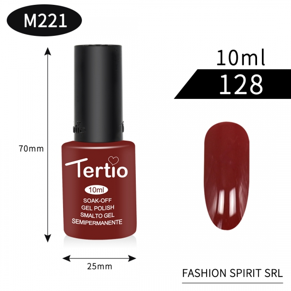 """Shellac """"Tertio"""", № 128"""