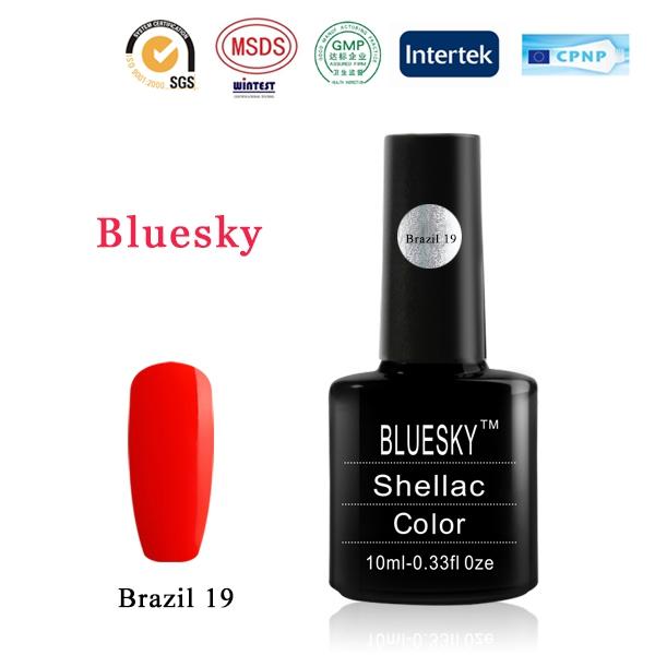 Shellac BLUESKY, № Brazil 19