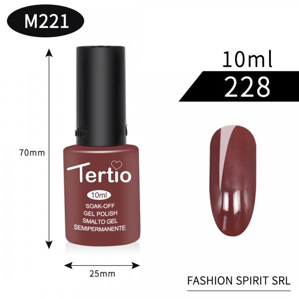 """Shellac """"Tertio"""", № 228"""