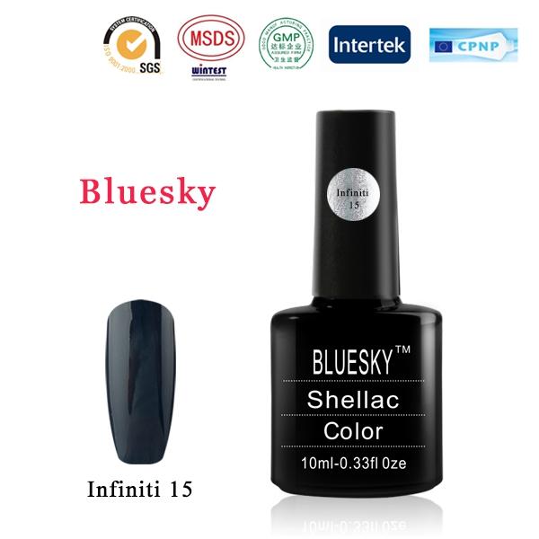 Shellac BLUESKY, № Infiniti 15
