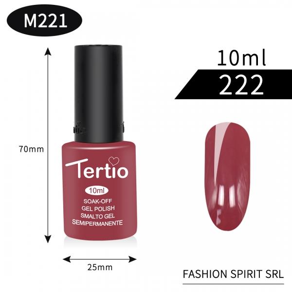 """Shellac """"Tertio"""", № 222"""