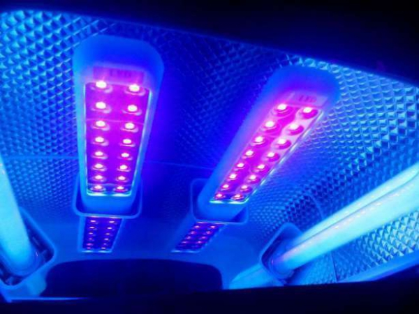 led лампочка для УФ лампы