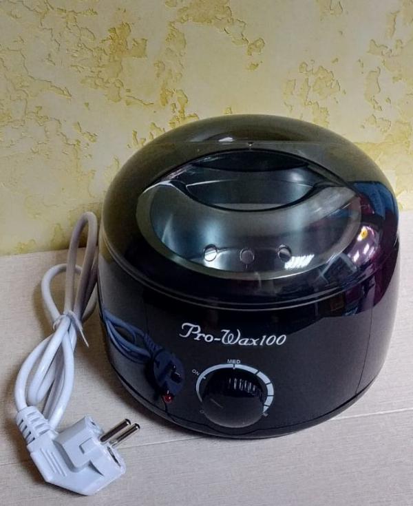 """Воскоплав """"Pro-Wax100"""" черный / с регулятором температуры"""