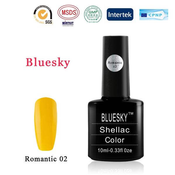 Shellac BLUESKY, № Romantic 02