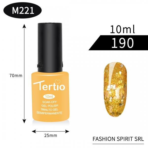 """Shellac """"Tertio"""", № 190"""