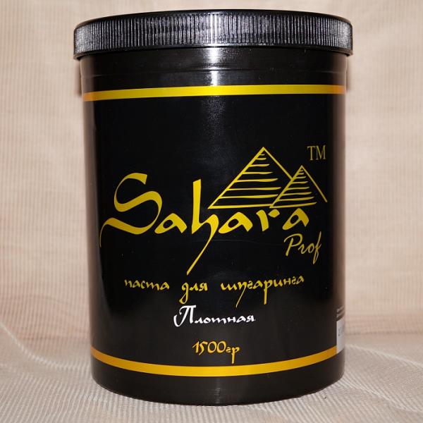 """Паста для шугаринга """"Sahara Prof"""" - Плотная, 1500 гр."""