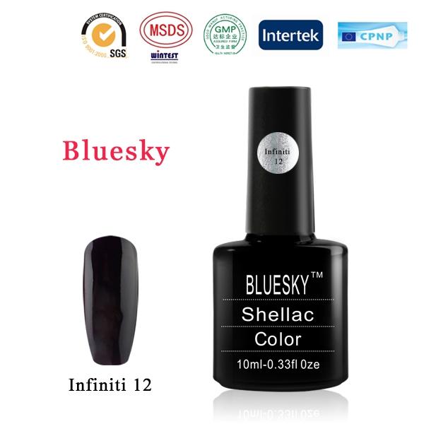 Shellac BLUESKY, № Infiniti 12