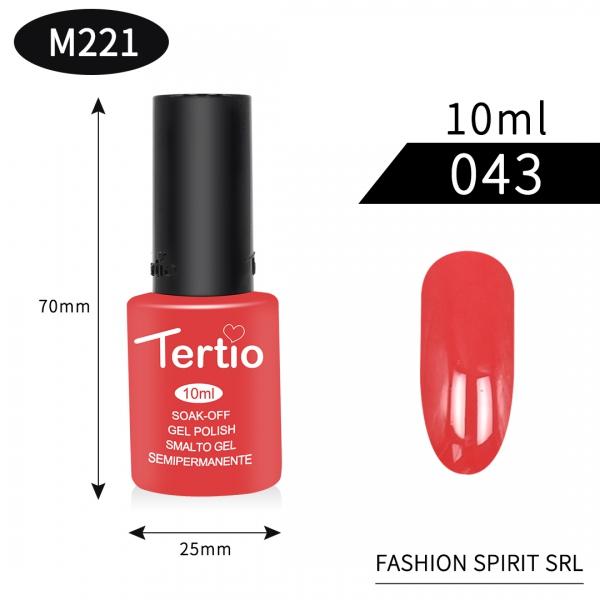 """Shellac """"Tertio"""", № 43"""