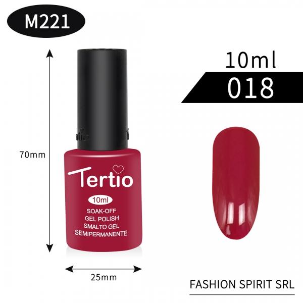 """Shellac """"Tertio"""", № 18"""