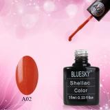 Shellac BLUESKY, № А02