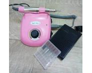 Аппарат для маникюра и педикюра DM-208 (розовый), 35 тыс. об/мин