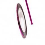 Нить для дизайна ногтей на клейкой основе (фуксия)