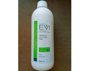 """Жидкость для удаления лака """"EVI"""", 500 мл."""
