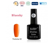 Shellac BLUESKY, № Violetta 02