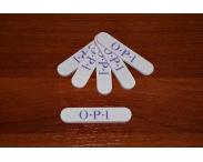 Пилка серая OPI (маленькая), 240/320 грит