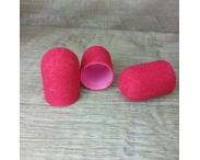 Колпачок 16*25 мм (красный), 240 грит