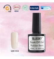Bluesky Rubber Base COVER PINK (каучуковая база + камуфляж), № QBC 34