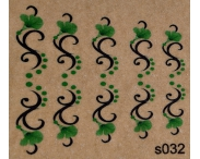 водные наклейки +на ногти