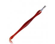 Триммер для кутикулы (пластиковая ручка)