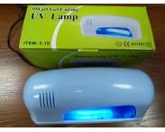 УФ-лампа 9 Вт (голубая), модель 319
