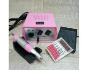 Аппарат для маникюра и педикюра DM-203 (розовый), 35 тыс. об/мин