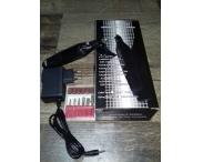 Машинка-ручка для маникюра (черная), 20 тыс. об/мин