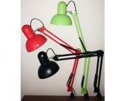 Маникюрная настольная лампа (зеленая)