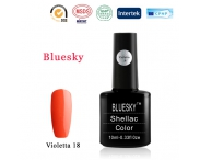 Shellac BLUESKY, № Violetta 18