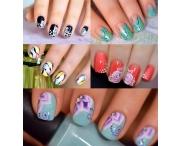 рисунки +на ногтях