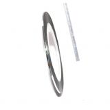 Нить для дизайна ногтей на клейкой основе (серебряная)