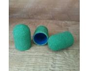 Колпачок 16*25 мм (зеленый), 120 грит